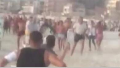 Photo of مشاجرة بين مستأجري شاطئ البيطاش في العجمي