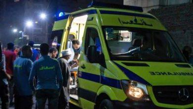 Photo of إصابة عدة أشخاص في حادث إنقلاب سياره بدكرنس