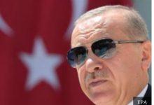 "Photo of أردوغان يوصف الدعم المصري في ليبيا ""بالغير شرعي """