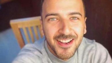 "Photo of محمد مهران شقيق غادة عادل فى فيلم ""قمر 14"""