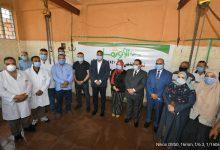 Photo of محافظ الدقهلية يزور عدد من دور الرعاية لمشاركتهم في العيد