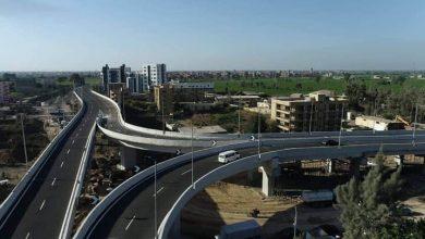 Photo of افتتاح كوبري دكرنس العلوي بحضور وزير النقل