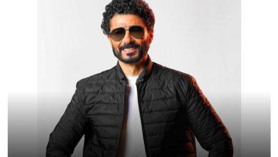 "Photo of ""خالد النبوي"" يشكر أحد متابعيه بعد رسمه"