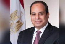 "Photo of السيسي لـ""محافظ القاهرة"": انت محظوظ"