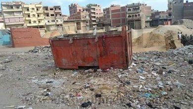 Photo of رفع 100 طن قمامة في حملة نظافة بمدينة بلقاس