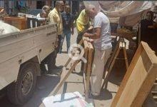Photo of حملة موسعة لإزالة التعديات والإشغالات بنطاق حى غرب