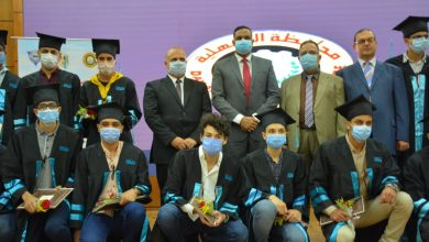 Photo of حفل تكريم اوائل شهادة الثانوية العامة 2020 بمشاركة جامعة الدلتا للعلوم والتكنولوجيا