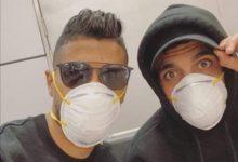Photo of وصول بن شرقى وأوناجم إلى القاهرة للانضمام للزمالك