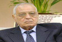 Photo of عبدالمنعم الحاج يدلي بصوتة الإنتخابي في انتخابات الشيوخ
