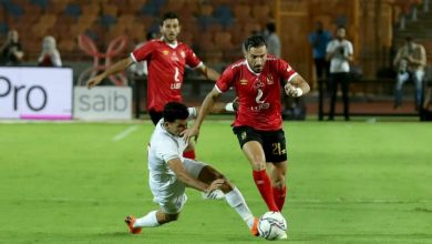 Photo of عماد متعب يفتح النار على مهاجم الأهلي