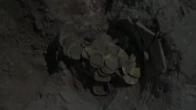 Photo of عثر علي عملات ذهبيه عمرها الف عام في إسرائيل
