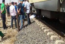 Photo of مصرع فتاة أسفل عجلات القطار بمحافظة الشرقية