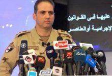 Photo of تصفيه 72 تكفيريا وتدمير 317وكرا للإرهابيين في شمال سيناء