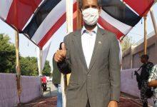 Photo of مصطفي فكري يدلي بصوتة اليوم بمجلس الشيوخ