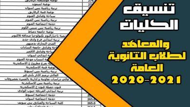 Photo of لتقديم في تنسيق  الجامعات 2020