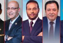 Photo of حلاوة وصبور والمرشدي وأبو هشيمة والمنزلاوي .. مشاهير تحت قبة مجلس الشيوخ