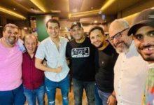 Photo of بيومي فؤاد يفتتح مطعمه الجديد في حضور النجوم