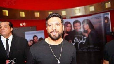 Photo of احتفال حسن الرداد والسبكي بـ فيلم تؤام روحي