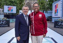 Photo of الأوليمبية الدولية تنفي تكريم حكم القوس والسهم