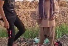 Photo of القبض علي الشباب المتهمين في واقعة التنمر علي مُسن وإلقاؤه  بالمصرف