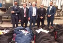 Photo of رجال الجمارك بمطار القاهره تضبط محاولة تهريب