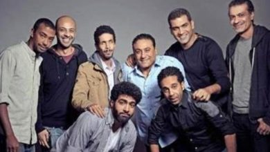 Photo of فريق وسط البلد في الأوبرا على مسرح النافورة