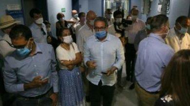 Photo of وزير السياحة يصطحب 30 سفيرا أجنبيا لتفقد مستشفى شرم الشيخ الدولي