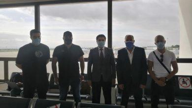 Photo of وصول المحاضرين الدوليين للميني فوتبول لمصر