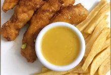 Photo of طريقة أصابع الدجاج مع صوص المستردة والعسل