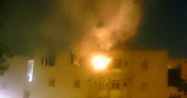Photo of مصرع شخصين فى حريق داخل شقه سكنيه بالاسكندريه