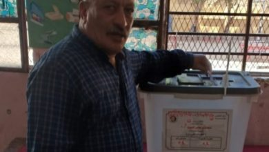 Photo of الكابتن مجدي الشيخ يدلي بصوتة ويشارك في انتخابات الإعادة لمجلس الشيوخ المصري 2020