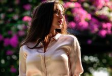 Photo of ياسمين صبري بـ إطلالة كلاسيكية على إنستجرام
