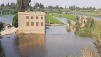 """Photo of """"الأرصاد"""" : أفدنة على فرع رشيد ودمياط معرضة للفيضان"""