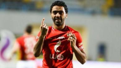 Photo of عودة حسين الشحات إلي مران الاهلي