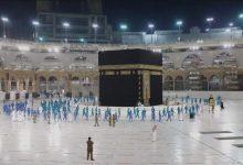 Photo of إجراء تجربه استقبال المعتمرين في المسجد النبوي ومسجد الحرام