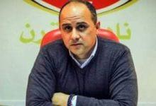 Photo of خناقة في الاهلي فرع الجزيرة والبطل المدير التنفيذي  محمد مرجان