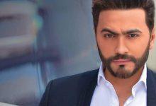 """Photo of """"تامر حسني""""يعلن عن إنتهاء تصويره فيلمه الجديد"""