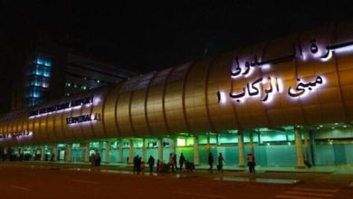 Photo of الطيران ينشر جدول مواعيد الرحلات بمطار القاهره غدا