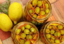 Photo of طريقة عمل الزيتون الأخضر بالخلطة