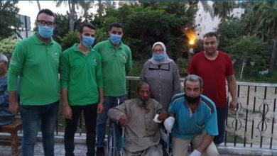 Photo of وزيره التضامن الإجتماعي تسعي لإنقاذ مسن بالإسكندريه