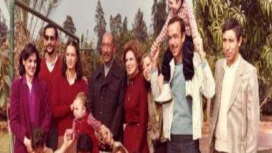 Photo of آخر صوره للراحل الرئيس السادات أثناء الإحتفال بعيد ميلاده قبل الاغتيال