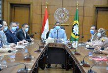 Photo of محافظ الدقهلية يرأس اجتماع مواجهة الامطار الغزيرة والسيول