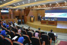 Photo of محافظ الدقهلية فى جلسة برلمان الطلائع والشباب
