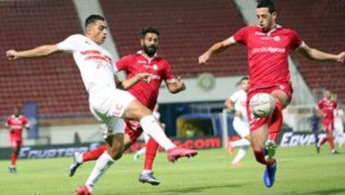 Photo of الزمالك يقضي علي أمال الحرس في البقاء في الدوري الممتاز و بيراميدز في خطر