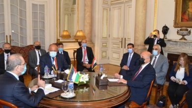 Photo of مصر والأردن والعراق رؤيتنا مشتركة في القضايا الإقليمية