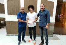 Photo of رسميا … حسين السيد اول صفقات الطلائع خلال الموسم الجديد