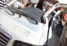 Photo of مصرع 3اشخاص وإصابه 12 في حادث مروري بـ ميدان الرمايه