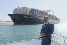Photo of رئيس قناة السويس : الدولة تستهدف بناء مدينتى بورسعيد والسويس
