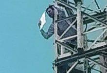 Photo of صاحب مخبز يحاول الإنتحار من أعلي برج للاتصالات بالدقهليه