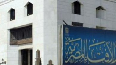 "Photo of ""دار الإفتاء"" توضح حكم أكل الأطعمة قبل شراءها"